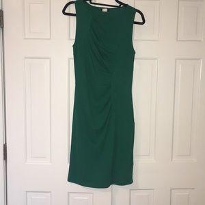 Green dress size 10